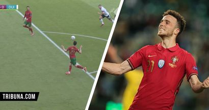 Slick Jota provides early assist to give Portugal lead against Germany