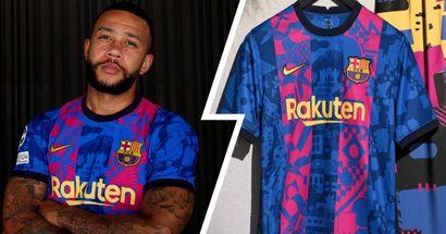Le troisième maillot de Barcelone serait devenu un best-seller en une semaine