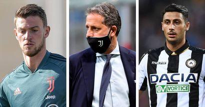 Contatti tra Juve e Torino per Rugani e Mandragora: previsto un incontro nelle prossime ore