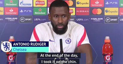 El Real Madrid es el 'principal contendiente' para Rüdiger (fiabilidad: 4 estrellas)