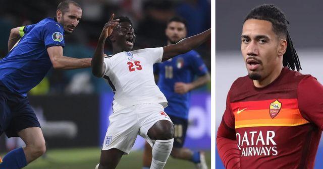 """""""Avrei fatto lo stesso"""": Smalling difende pubblicamente Chiellini per il fallo su Saka nella Finale di EURO 2020"""