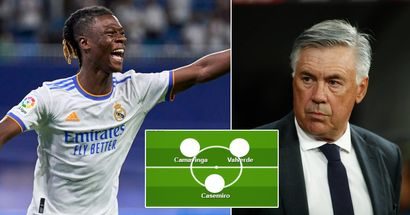 """""""Titularisez Camavinga"""": les fans du Real Madrid sélectionnent le meilleur XI pour le choc face à Majorque"""