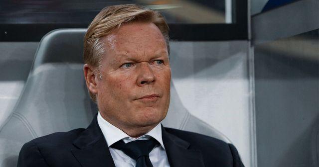 """Le Barça """"frustré"""" par les commentaires continus de Koeman dans la presse mais Laporta ne répondra pas"""