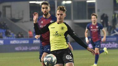 AS: Dani Gómez irá al Levante dejando 2,5 millones en las arcas del Real Madrid