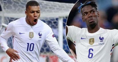 Mbappe's move to Real Madrid 'likely' to lure Pogba to Bernabeu (reliability: 4 stars)