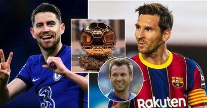 Cassano: 'Jorginho está de acuerdo en que sería un escándalo si gana el Balón de Oro en vez de Messi'