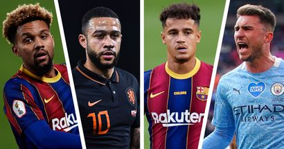 Laporte in, Coutinho out: 10-name transfer round-up at Barca with probability ratings