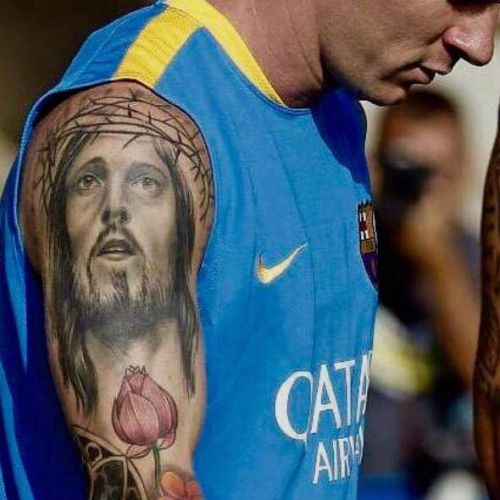 All 18 Tattoos Leo Messi Has And Their Meaning