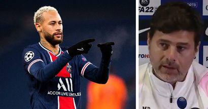 """""""Il profite du football et je suis sûr qu'il va continuer plusieurs années"""", Pochettino rassure sur la motivation de Neymar"""