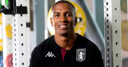 OFFICIAL: Ashley Young joins Aston Villa on a free transfer