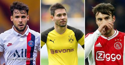 Tagliafico, Guerreiro and 3 more: Barcelona reportedly identify Firpo replacements should he enter Lautaro swap deal