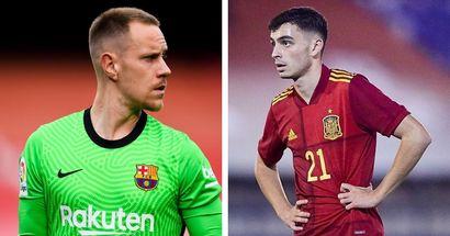 Le Barça envisage de signer une doublure pour Ter Stegen et 3 autres dernières histoires sous-radar au Barça