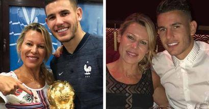 Hernandez verneigt sich vor seiner Mutter: Nachdem Vater uns verlassen hatte, war sie für uns immer da