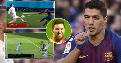 None of Barca's last 11 Clasico goalscorers will be in squad to face Real Madrid next