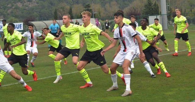 BVB-U19 bezwingt Besiktas mit 3:2 in der UEFA Youth League - und wird Tabellenführer!