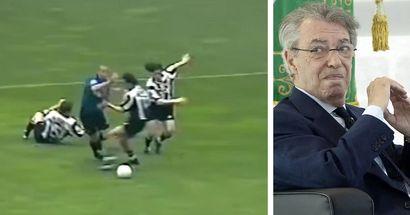 """""""Il VAR nel 1998? Sarebbe finita allo stesso modo"""", Moratti non perde occasione per infangare la Juve"""