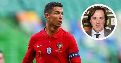 """Ronaldo torna a Torino ma Paganini avverte: """"Mendes sta cercando un accordo con il PSG"""""""