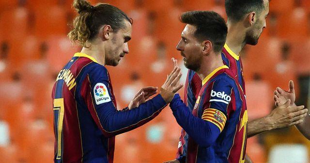 Unlucky 1st half, shaky 2nd: Rating Barca's team performance vs Valencia