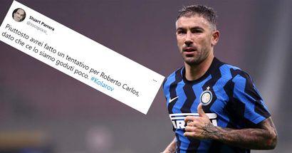 """""""Perchè non Roberto Carlos?"""", i tifosi dell'Inter non sono contenti dopo le ultime mosse di mercato"""