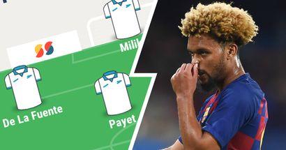 À quoi pourrait ressembler l'OM avec les 3 cibles du Barça? XI probable avec De La Fuente, Umtiti et Collado