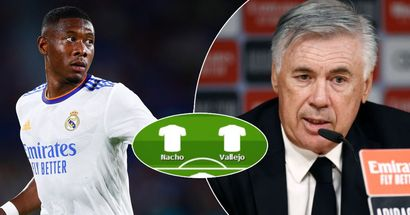 Vallejo in: What Real Madrid defence will look like without Alaba and Militao