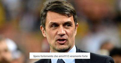 """""""Portalo a Milano Paolo!"""", i tifosi del Milan non hanno dubbi sul rinforzo ideale"""