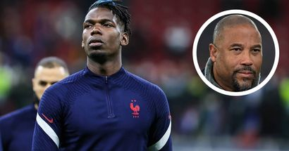 John Barnes: 'Pogba needs to have the same attitude playing for Man United as he does for France'