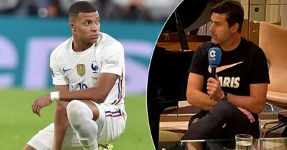 Mauricio Pochettino provides update on Mbappe contract extenion with PSG