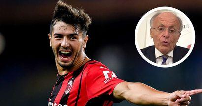 """Pellegatti: """"Contro il Venezia farei un piccolo turnover. L'unico problema è Brahim Diaz"""""""