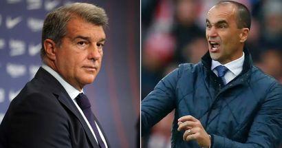 Laporta serait opposé au conseil d'administration du Barça sur le cas de Xavi, il préfère Roberto Martinez