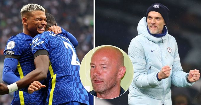 Shearer predicts Chelsea to win league title, explains why Blues 'will be very hard to stop'