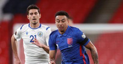 107 touches, 5 shots on target: Jesse Lingard stuns on England return