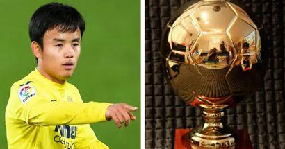 Takefusa Kubo y 2 jóvenes más del Real Madrid preseleccionados para el premio Golden Boy