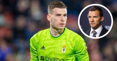 Andriy Shevchenko: 'Lunin tiene un gran potencial, está listo para el desafío en el Madrid'