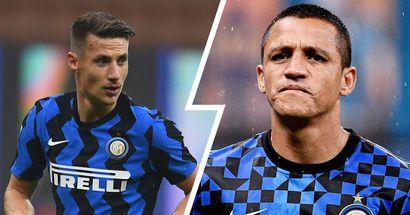 Sky Sport | Inter intenzionata a sacrificare Sanchez e Pinamonti: due i nomi in pole per sostituirli