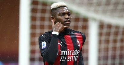 5 gol e altrettanti assist per Leao: il rossonero è il secondo più giovane per incisività in Europa