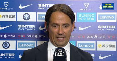"""""""Scudetto? Dobbiamo continuare così. Abbiamo preso giocatori importanti"""", Inzaghi mostra fiducia nei suoi ragazzi"""