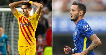 Garcia and Luuk De Jong named among 2021's worst summer signings so far
