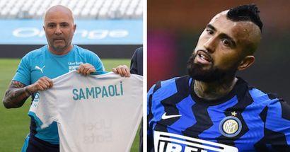 L'addio di Vidal prende corpo: il cileno ha già avuto contatti con Sampaoli per il trasferimento al Marsiglia