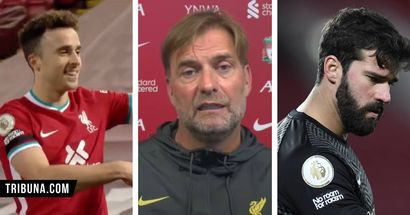 Klopp rules Fabinho and Alisson out for Watford, provides injury update on Thiago & 3 others