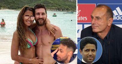Entrenador del Brest: 'Leo Messi me da una erección'