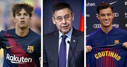 Economic problems? Bartomeu would've saved Barcelona €328m if he trusted La Masia