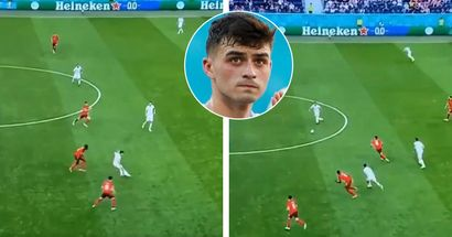 How did he even see that? Pedri pulls off mind-blowing pass vs Switzerland