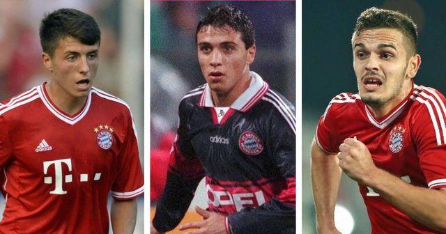 Göktan, Sallahi, Schöpf: Fast vergessene deutsche Meister beim FC Bayern
