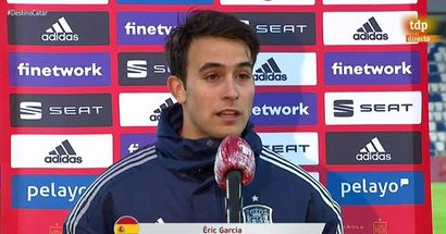 Eric Garcia: I don't know if I will join Barca next summer