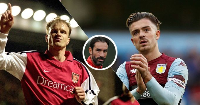 'He reminds me of Dennis Bergkamp': Robert Pires shares his admiration for Jack Grealish