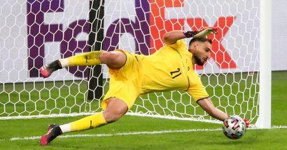 Donnarumma et Verratti remportent l'Euro 2020 avec l'Italie!