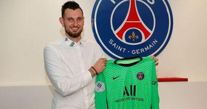 """""""Sur le coup, on a du mal à y croire"""" confie Alexandre Letellier, surpris que le PSG lui ai fait confiance alors qu'il était au chômage"""