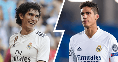 Raphael Varane set to leave Real Madrid, Jesus Vallejo could be fourth centre-back next season (reliability: 5 stars)
