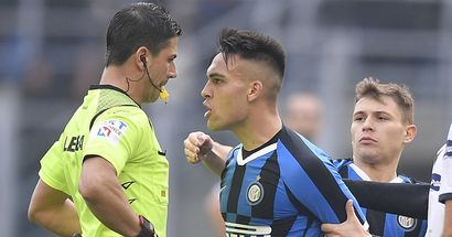 L'attaccante dell'Inter Lautaro Martinez svela di esser andato dallo psicologo per via delle troppe ammonizioni